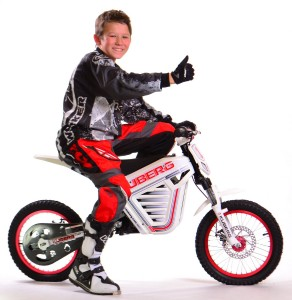 Kuberg Cross Electric Offroad Motocross Bike