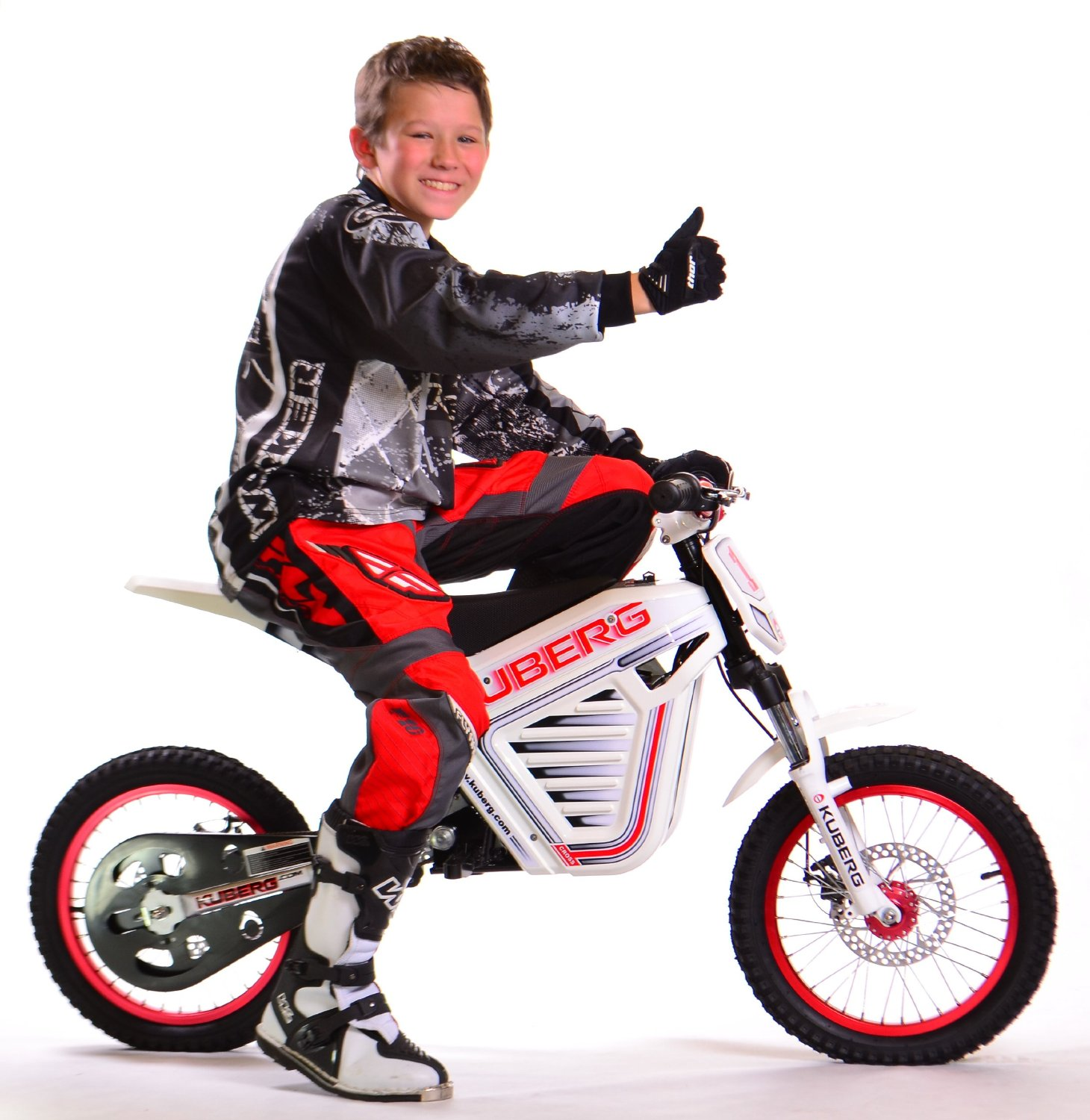 Motocross Kids Clothing & Accessories from CafePress are professionally printed and made of the best materials in a wide range of colors and sizes.