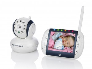 Motorola MBP36 Digital_Video_Baby_Monitor