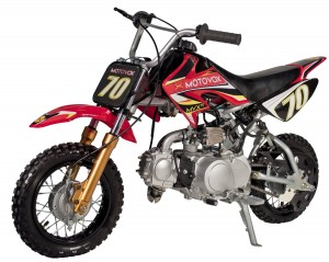 Motovox 70 cc Dirt Bike