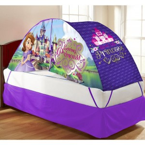 Disney Sofia the First Toddler Bed tent