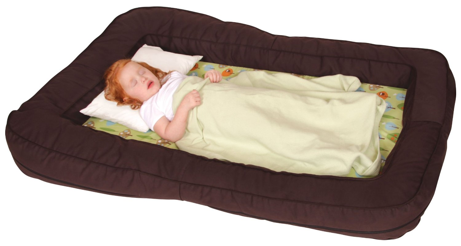 Inflatable Toddler Travel Bed Great For Kids