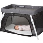 Lotus Travel Crib and Portable Baby Playard