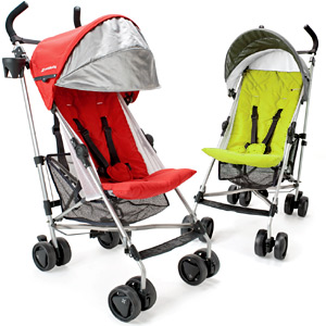 At what age can I use an umbrella stroller? | Great for Kids